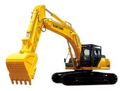 Excavator – Driller – Hydraulic Crusher